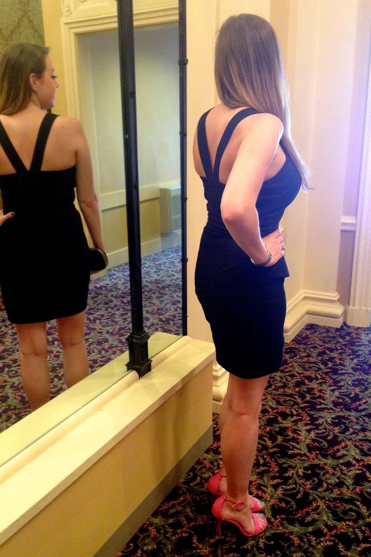 Cupcakes & Couture: What I Wore: LBD