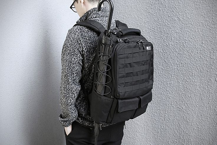 Share It If You Love it...Tactical City Pack by South Korea-based Eshena joins many of today's conveniences, such as the Internet and microwave oven, that are in one way or another, brought about by the military. While you can hit up any military surplus store to grab a military issue backpack, Tactical City Pack by … Continue reading MOLLE-Equipped Tactical City Pack Is A Backpack Made For Urban Warriors →