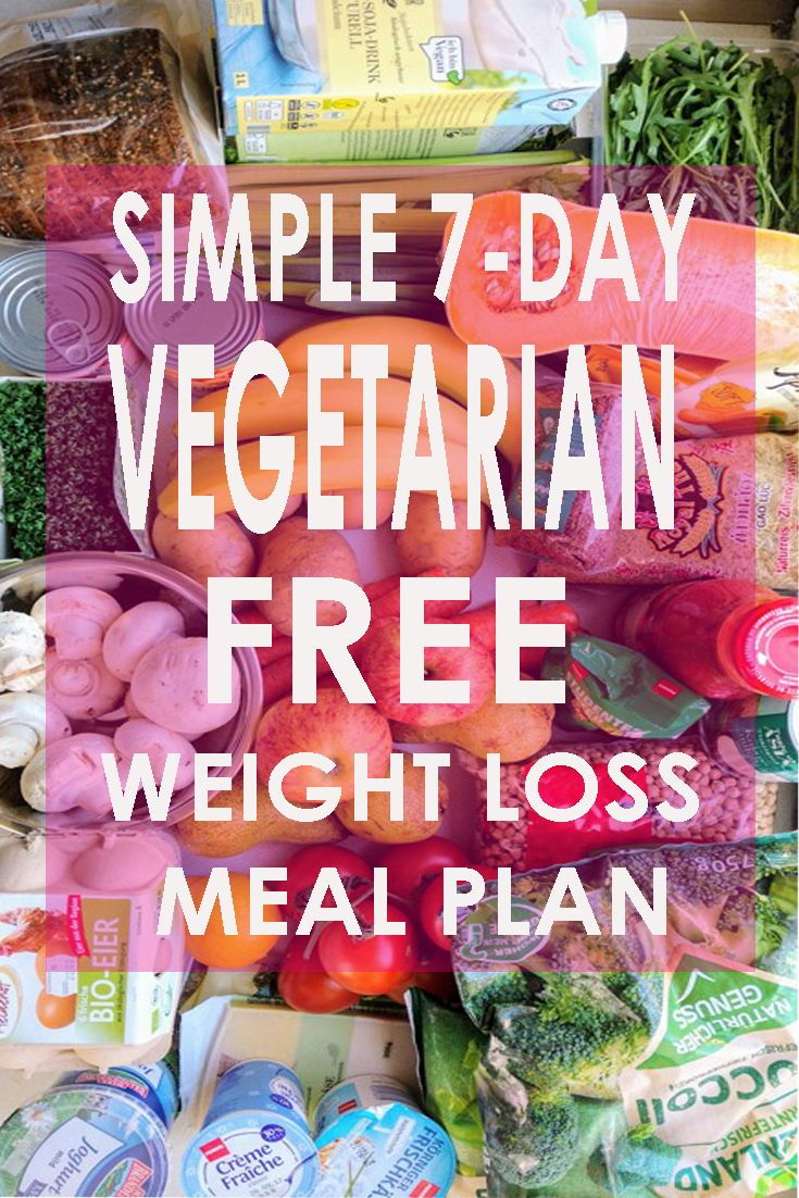 can vegetarian diet help you lose weight