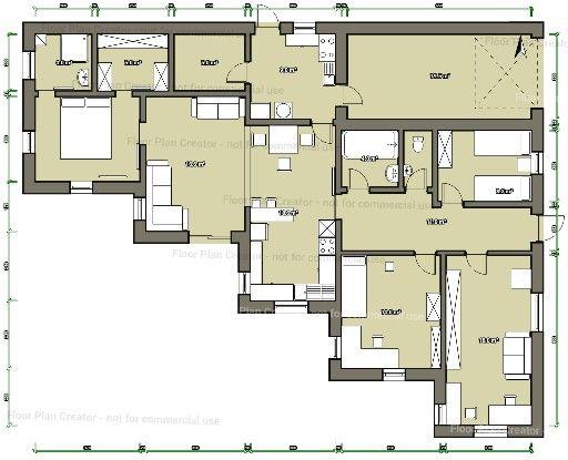 House floor plan draft 2