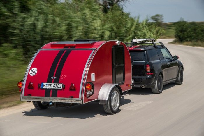 Liten husvagn rc caravan 320