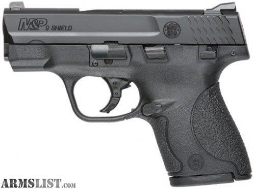 For Sale:  Shield 9MM NIB