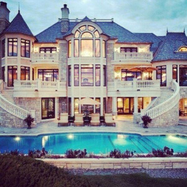 Dream Home: Pinterest