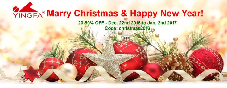"""Use Coupon Code """"christmas2016"""" and get 20-50% discount on men, women & kids swimwear from 22nd Dec 2016 to 2nd Jan 2017 at http://www.yingfa.us"""