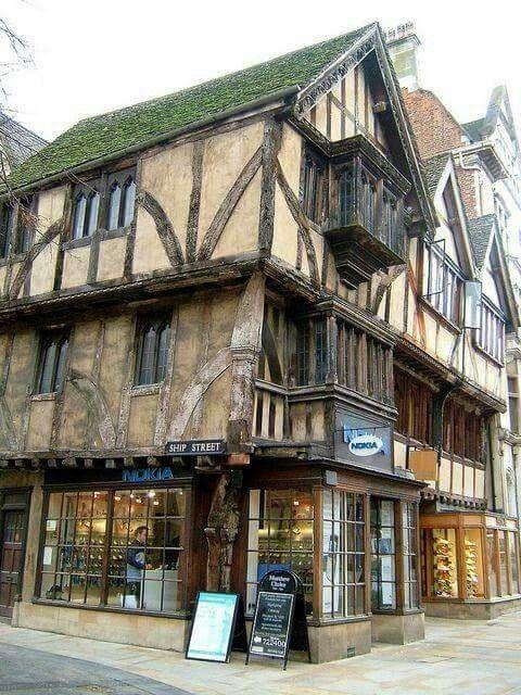 Oxford, England                                                       …