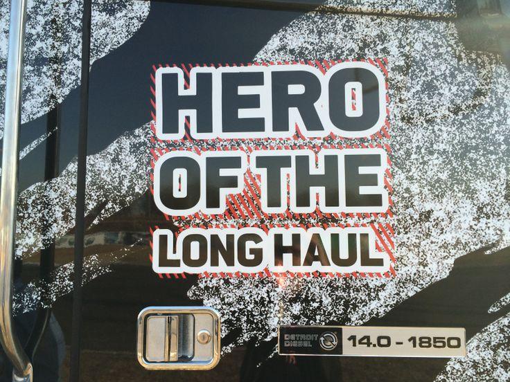 Hero of the Long Haul - #TalkTrucks