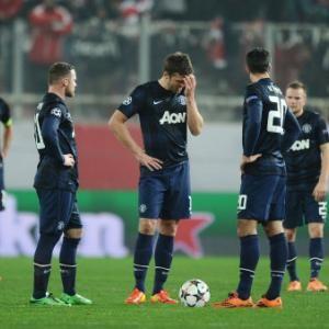 Manchester United's Big Fat Greek Tragedy