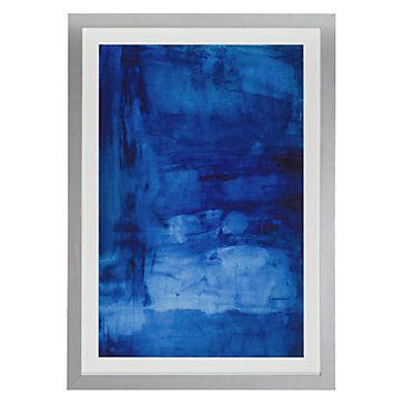 Into The Blue | Framed Art | Art By Type | Art | Z Gallerie