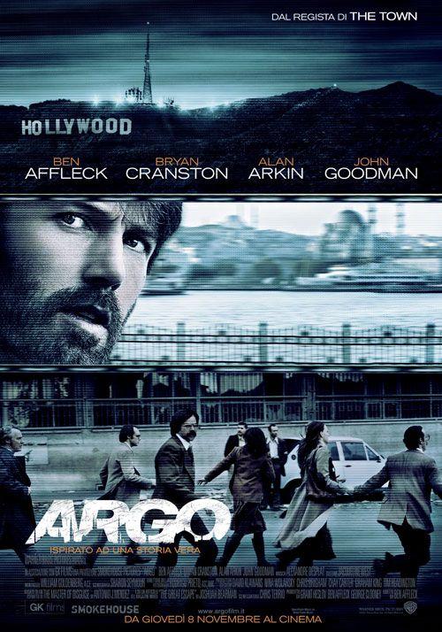 Viaggio dentto l'incredibile missione segreta americana nell'Iran della Rivoluzione Khomeinista. #Argo (2012, di #BenAffleck).