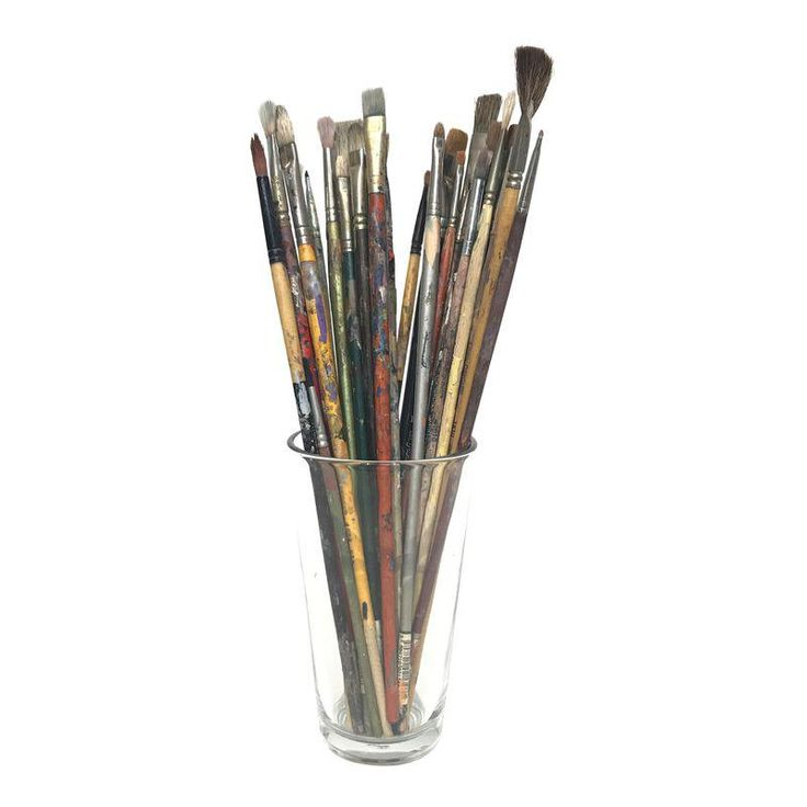 Artists Paintbrush Collection – Set of 28