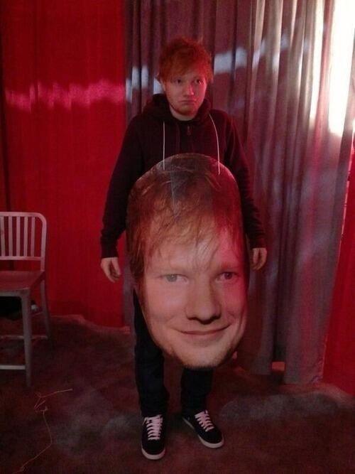 Ed Sheeran everybody... - Imgur