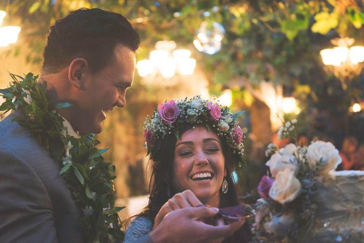 Cake cutting time :) Tongan wedding reception, Highland Gardens, American Fork