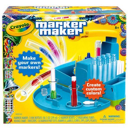 Crayola Marker Maker Kit, Multicolor