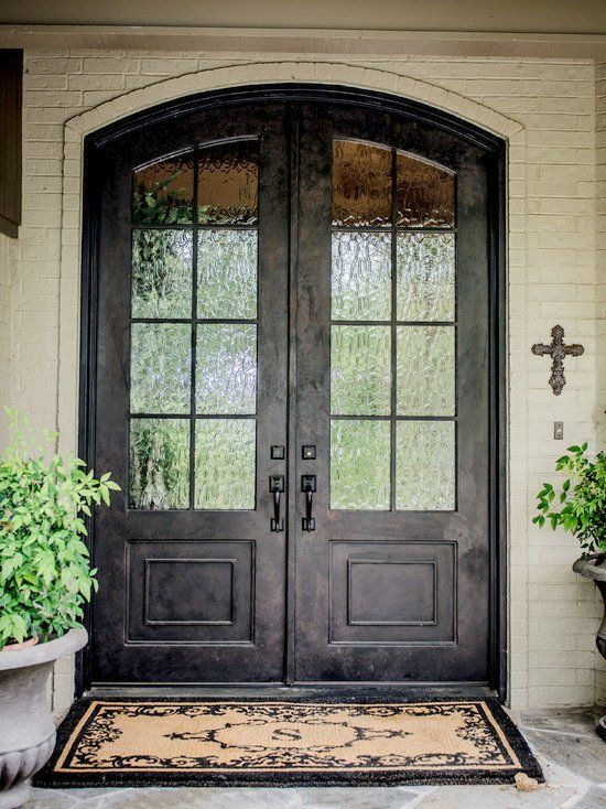 Great Exterior Front Double Doors Amusing For Homes Traditional With Rustic