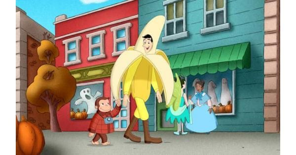 Curious George: A Halloween Boo Fest Movie Review