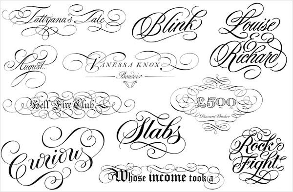 alison carmichael typography     http://www.doobybrain.com/wp-content/uploads/2010/02/alison-carmichael-hand-lettering.jpg