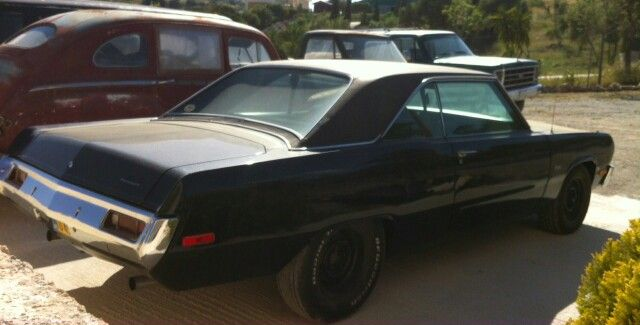 My plymouth scamp 1971 318cu