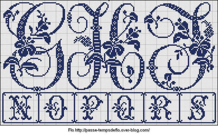 Free Easy Cross, Pattern Maker, PCStitch Charts + Free Historic Old Pattern Books: Sajou No 604