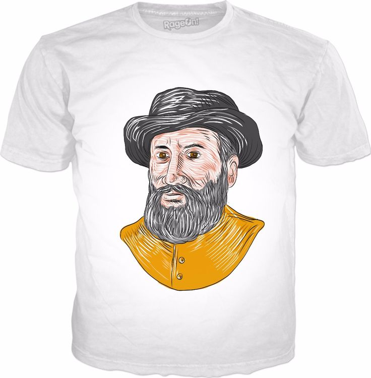 Check out my new product https://www.rageon.com/products/ferdinand-magellan-bust-drawing on RageOn!