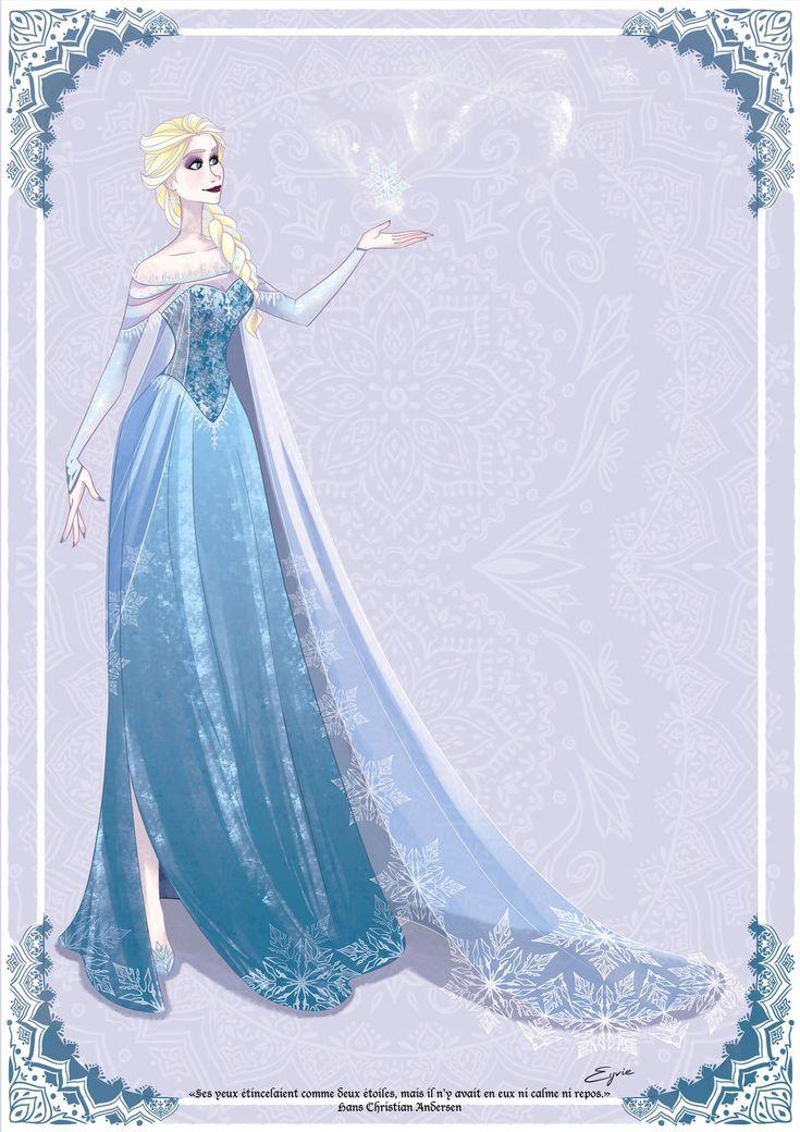 Les 141 meilleures images du tableau la reine des neiges - Elsa la reine ...