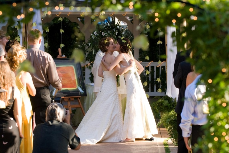 Lesbian Marriage Ceremony 47