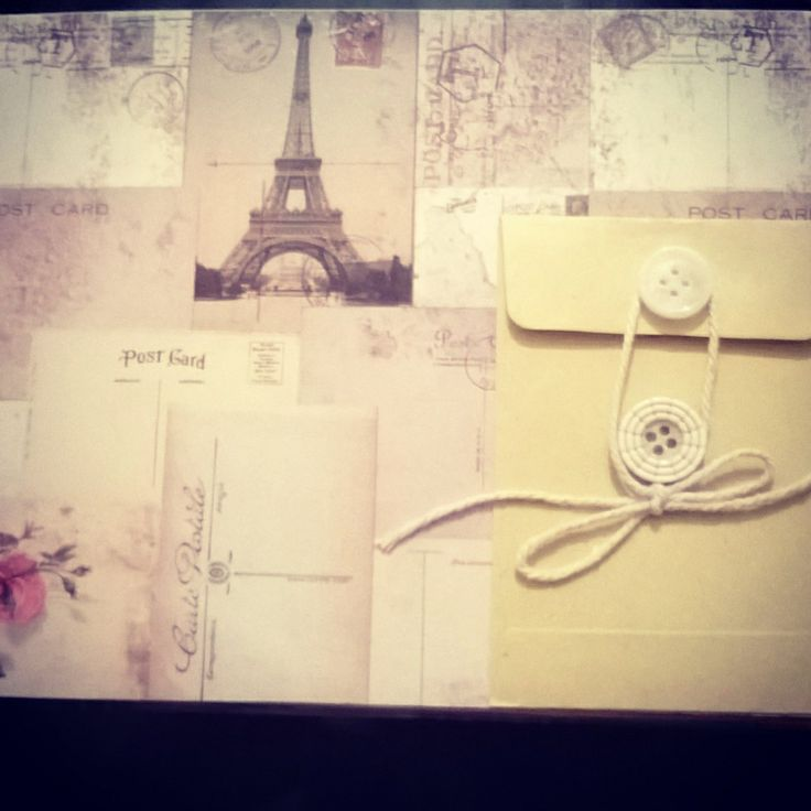 Page inside a #moonback scrapbook. A secret pocket perfect to store special memories #somethingspecial