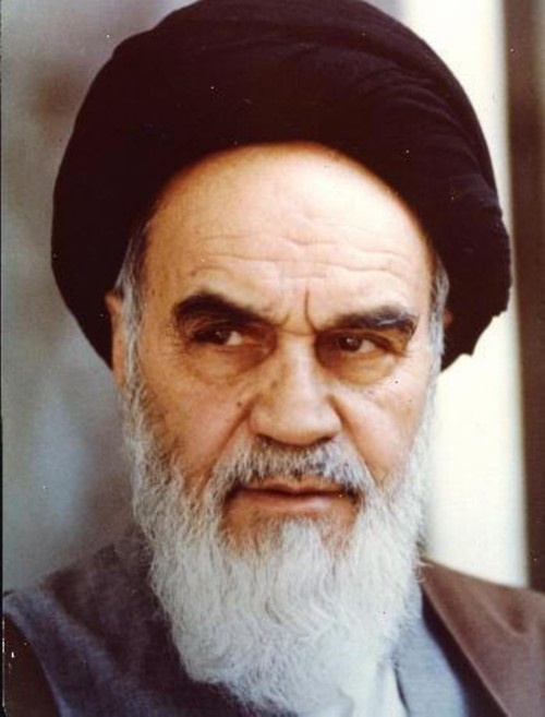 Ruhollah Khomeini, Mass Murderer.