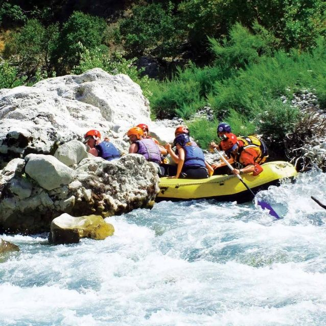 Rafting for  Everyone  Have you ever thought to try the unique experience of rafting even if you are a beginner and you  f...