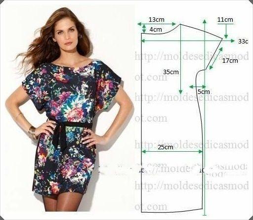 Pratik Bir Şekilde Bluz Dikimi Resimli Açıklamalı 3
