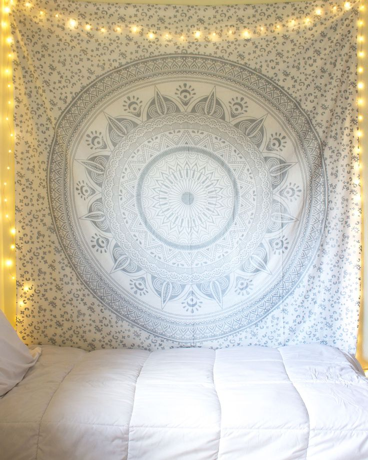 Silver Dreams Tapestry from https://thebohemianshop.com