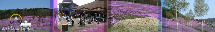 Takinoue Pink Moss Park - Asahikawa Tourism Recommended Destination