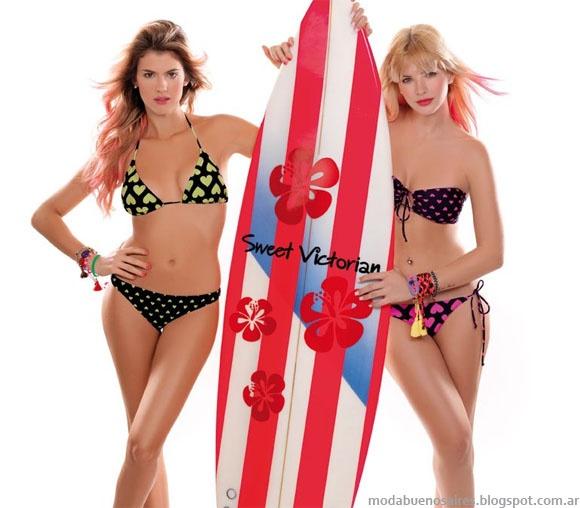 Bikinis 2013. Sweet Victorian bikinis 2013.