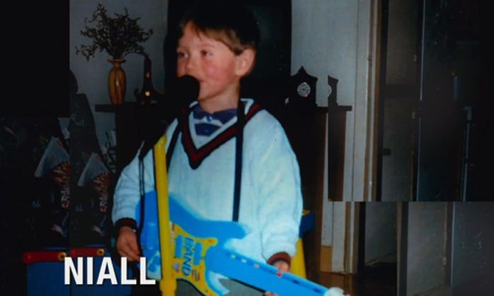 1D This Is Us Trailer Niall Horan