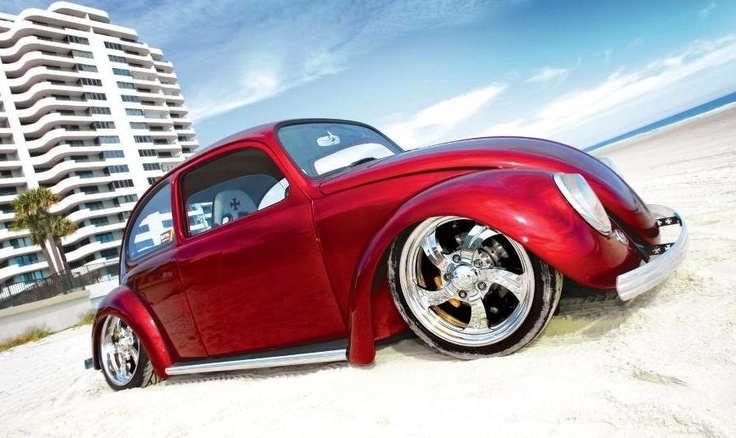 This looks sick! I miss my bug. Wish I could start another Beetle project.