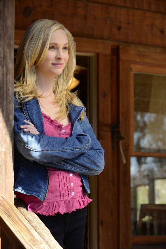 Candice King in The Vampire Diaries (2009)
