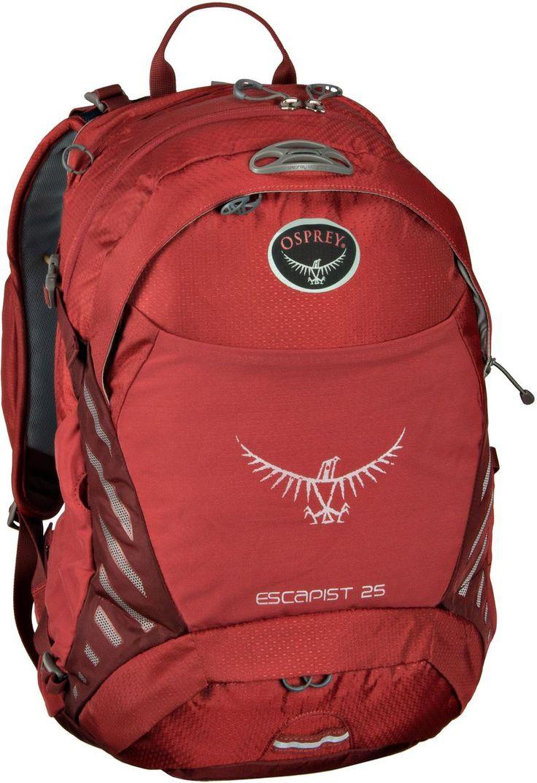Taschenkaufhaus Osprey Escapist 25 S/M Cayenne Red - Rucksack / Daypack: Category: Taschen & Koffer > Rucksack / Daypack >…%#Quickberater%