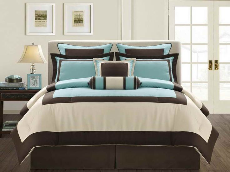 aqua bedroom color schemes interior turquoise and brown bedroom decorating 14024