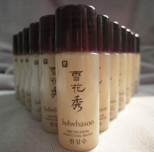 Sulwhasoo Timetreasure Perfecting Water New Korean Cosmetics 60ml, 120ml, 180ml
