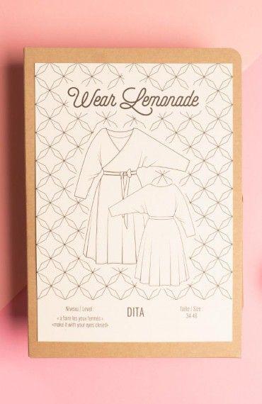 Patron de Couture Dita