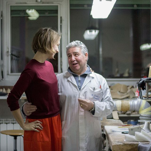 This is Antonio. He develops all our shapes together with Frederikke. Antonio does everything by hand and have mastered the art of last making since he was 14 years. It's a beautiful thing when your work and passion comes together. Italian craftsmanship + Danish design = ♥︎ roccamore Heels   Footwear   Shoes   Boots   Slow fashion   fair fashion   Designer Shoes   Stylish women shoes   Versatile shoes   Ankle boots   Work shoes   Work heels  Work high heels   boots   woman boots