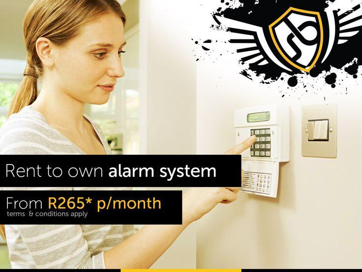 Rent to Own Alarm