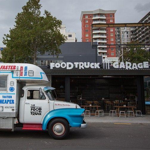 Foodtruck Garage