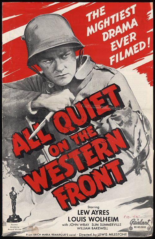 In all quiet on the western front, how does paul loose his innocence?