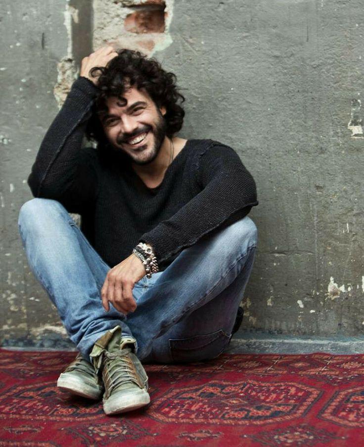 Francesco Renga - beautiful smile