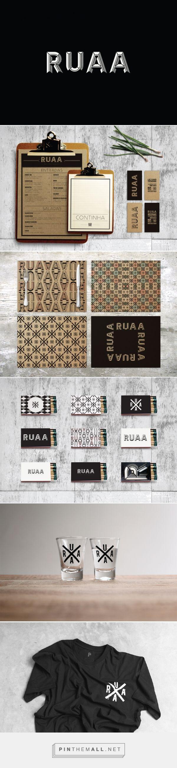 White apron menu warrington - Ruaa Restaurant Branding And Menu Design By Pedro Paulino