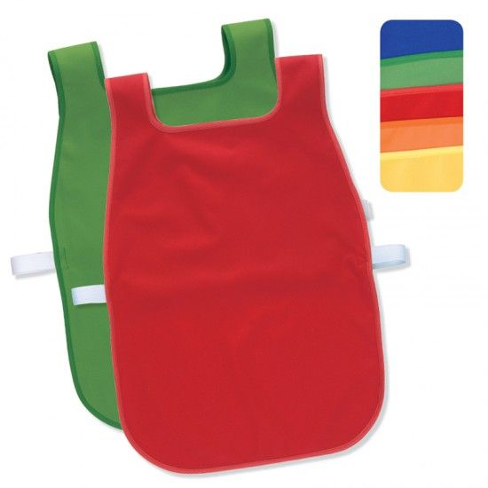 Toddler Pullover Water Resistant Apron Food Apron