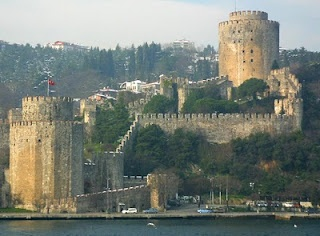 The Fortress of Europe in Istanbul