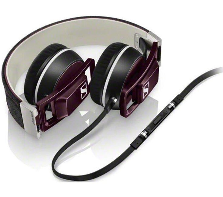 SENNHEISER  Urbanite i Headphones - Plum, Plum Price: £ 79.99 Stylish, robust and comfortable, you can use Sennheiser Urbanite i Headphones in plum every day. Quality audio Sennheiser Urbanite i Headphones deliver huge bass without compromising on clarity, so you can enjoy the best quality audio on the go. Their broad frequency response is great for every genre of music and lets you pick out...
