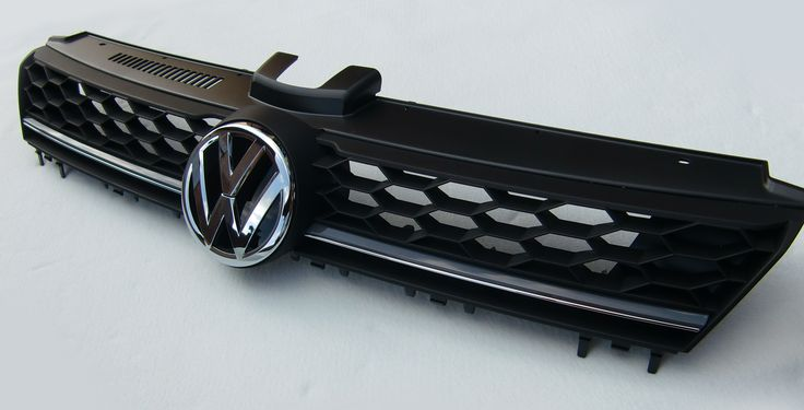 VW Golf: VW Golf 7 GTI / GTD grill without GTI / GTD emblem
