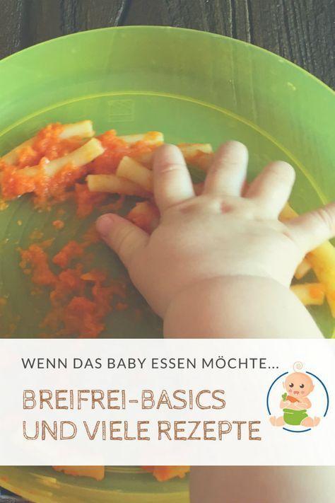 Beginn des Babys. Worauf müssen Sie bei BLW und Breiferier Beikost achten? W …   – Breifrei Rezepte